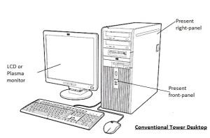 old desktop