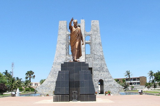 Ghana Commemorates Christiansborg Crossroad Shooting