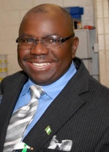 Professor Iyorwuese Hagher Nigeria High Commissioner to Canada