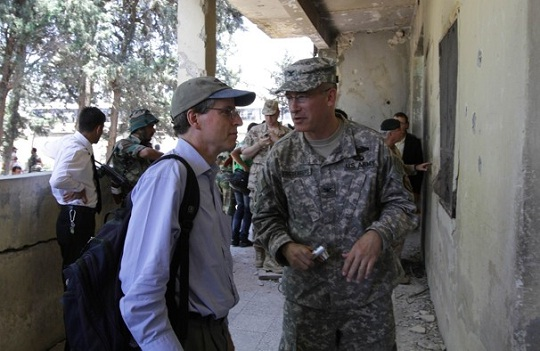SYRIA NATO's Next Humanitarian War