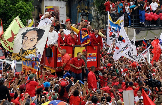 Hugo Chavez Love