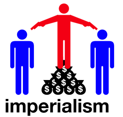 Any Form of Imperialism Is Utterly Evil