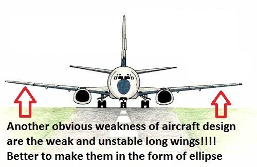 Conventional Aircraft rerror 2