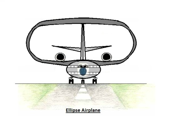 Ellipse Airplane