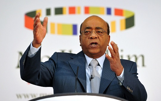 Mo Ibrahim Victim or Example of Organized Capitalism