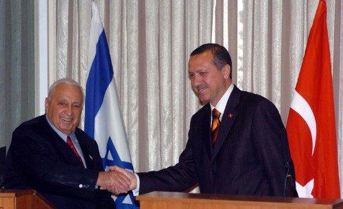 """The US, Turkey, Israel """"Triple Alliance"""""""